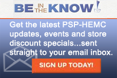 Subscribe to Mailing List and Get the Latest HEMC Updates & Store Discounts