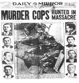 Psp Hemc St Valentine S Day Massacre