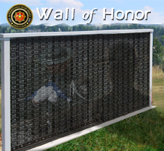 Wall of Honor Dedication