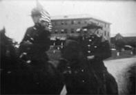 Troopers Leaving Training School